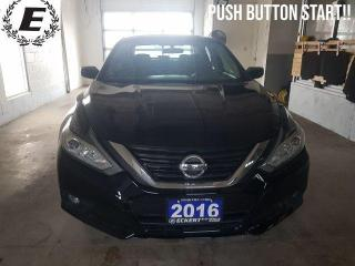 Used 2016 Nissan Altima 2.5 S   PUSH BUTTON START!! for sale in Barrie, ON