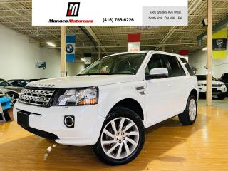 Used 2014 Land Rover LR2 AWD | NAVIGATION |PANOARMIC SUNROOF | MERIDIAN for sale in North York, ON