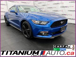 Used 2017 Ford Mustang High Performance Premium+GPS+Cooled Leather Seats for sale in London, ON