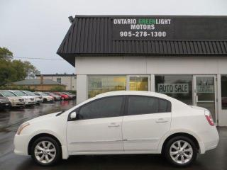 Used 2010 Nissan Sentra SUPER LOW KM, SL LOADED SENTRA,CERTIFIED,AUTOMATIC for sale in Mississauga, ON