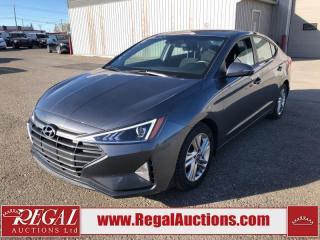 Used 2020 Hyundai Elantra Preferred for sale in Calgary, AB