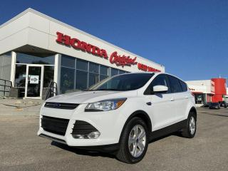 Used 2016 Ford Escape SE 4WD | BLUETOOTH | LOW KMS | for sale in Winnipeg, MB