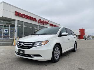 Used 2014 Honda Odyssey EX BLUETOOTH | DVD | LOCAL | for sale in Winnipeg, MB