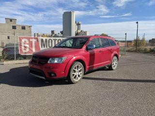 Used 2012 Dodge Journey R/T Rallye | $0 DOWN - EVERYONE APPROVED! for sale in Calgary, AB