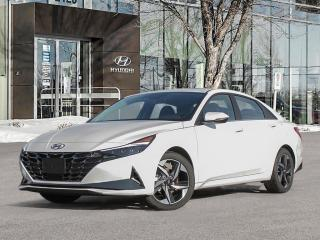New 2022 Hyundai Elantra for sale in Winnipeg, MB