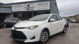 Used 2018 Toyota Corolla LE  FREE WINTER TIRES for sale in Etobicoke, ON