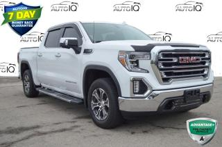 Used 2020 GMC Sierra 1500 SLT V8 4WD for sale in Grimsby, ON