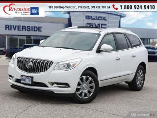 Used 2017 Buick Enclave Leather for sale in Prescott, ON