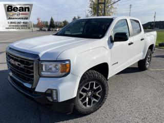 New 2022 GMC Canyon AT4 w/Cloth 3.6L V6 AT4 CREW CAB SHORT BOX for sale in Carleton Place, ON