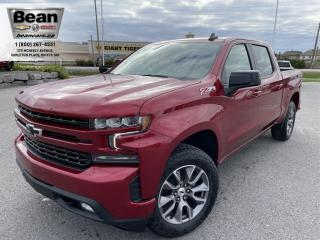 New 2021 Chevrolet Silverado 1500 5.3L V8 4X4 CREW CAB SHORT BOX RST Z71 OFF ROAD PACKAGE for sale in Carleton Place, ON