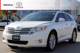 Used 2011 Toyota Venza AWD with Leather Seats and Panoramic Sunroof | SELF CERTIFY for sale in Oakville, ON