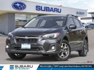 Used 2019 Subaru XV Crosstrek Sport for sale in Sudbury, ON