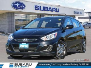 Used 2016 Hyundai Accent SE Great Value! for sale in Sudbury, ON