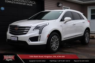 Used 2018 Cadillac XT5 Luxury NAVIGATION - BACK UP CAM - HEATED STEERING WHEEL for sale in Kingston, ON