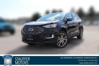 New 2021 Ford Edge -titanium for sale in Tillsonburg, ON