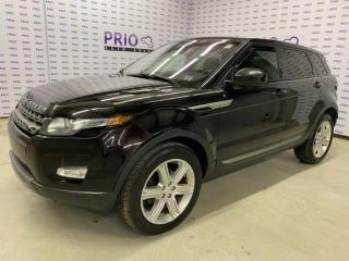 Used 2014 Land Rover Evoque 5DR HB PURE PLUS for sale in Ottawa, ON