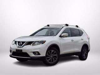 Used 2016 Nissan Rogue SL | ONE OWNER | NO ACCIDENTS | LOW KMS for sale in Surrey, BC