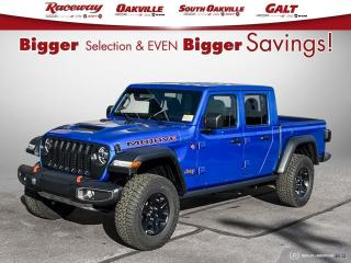 New 2021 Jeep Gladiator Mojave for sale in Etobicoke, ON