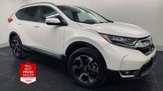 Used 2019 Honda CR-V AWD TOURING *NAVIGATION - PANORAMIC ROOF* for sale in Winnipeg, MB