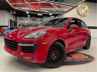 Used 2016 Porsche Cayenne GTS I 20 IN WHEELS I PANO I COMING SOON for sale in Vaughan, ON