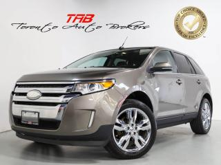 Used 2013 Ford Edge LIMITED | 20 IN WHEELS | PANO | NAVI | SONY for sale in Vaughan, ON