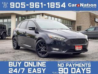 Used 2016 Ford Focus SE| LOCAL TRADE| SHOP FROM HOME| for sale in Burlington, ON