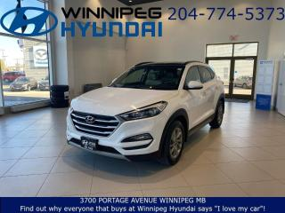 Used 2017 Hyundai Tucson LUXURY - AWD, Keyless entry, Power Liftgate, Sunroof, Heated front seats, Bluetooth for sale in Winnipeg, MB