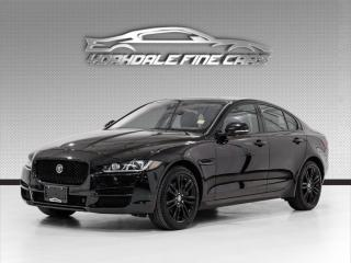Used 2018 Jaguar XE 25t AWD R-Sport, Navigation, Camera, Head Up Display for sale in Concord, ON