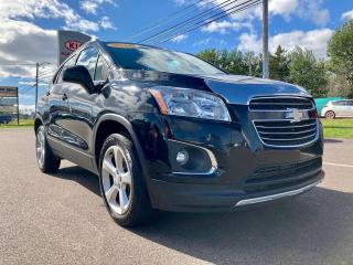 Used 2016 Chevrolet Trax LTZ Awd for sale in Summerside, PE