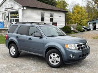 Used 2011 Ford Escape No-Accidents 4WD I4 XLT Leather Sunroof Bluetooth for sale in Sutton, ON