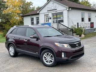 Used 2014 Kia Sorento No-Accidents  7-Passenger AWD V6 Leather Bluetooth for sale in Sutton, ON
