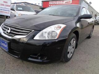 Used 2012 Nissan Altima 4dr Sdn I4 2.5 S for sale in Brampton, ON
