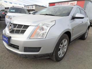 Used 2010 Cadillac SRX FWD 4dr Base for sale in Brampton, ON