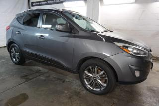 Used 2014 Hyundai Tucson GLS 2WD CERTIFIED *1 OWNER* BLUETOOTH HEATED SEAT CRUISE ALLOYS CAMERA for sale in Milton, ON