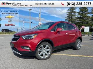 Used 2019 Buick Encore Essence  ESSENCE, AWD, LEATHER, SUNROOF, REMOTE START for sale in Ottawa, ON