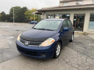 Used 2007 Nissan Versa 1.8 S for sale in Oakville, ON