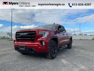 Used 2021 GMC Sierra 1500 Elevation  - Remote Start for sale in Orleans, ON
