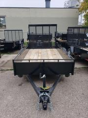 Used 2022 TRIUMPH TRAILERS SA5X10-35 5X10 STEEL PAINTED UTILITY for sale in Kitchener, ON