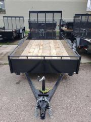 Used 2022 TRIUMPH TRAILERS SA5X10-35 PAINTED STEEL UTILITY for sale in Kitchener, ON