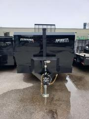 Used 2022 TRIUMPH TRAILERS TA80X14-70 7 TON DUMP TRAILER PAINTED for sale in Kitchener, ON