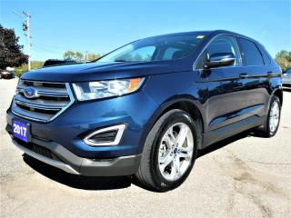 Used 2017 Ford Edge Titanium 2.0L | Panoramic Roof | Navigation | Remote Start for sale in Essex, ON