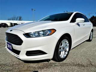 Used 2015 Ford Fusion SE 2.5L | Back Up Cam | Heated Seats for sale in Essex, ON