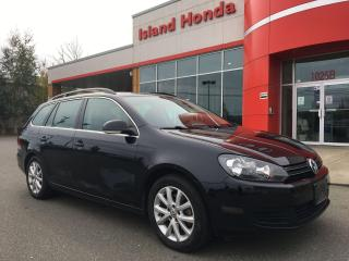 Used 2012 Volkswagen Golf Wagon Comfortline for sale in Courtenay, BC