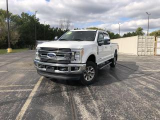 Used 2019 Ford F-250 SD Lariat FX4 CREW 4WD for sale in Cayuga, ON