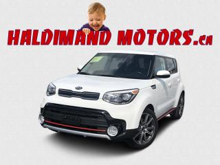 Used 2018 Kia Soul SX 2WD for sale in Cayuga, ON