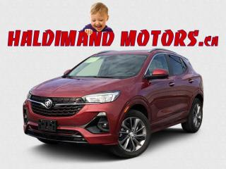 Used 2021 Buick Encore GX ST AWD for sale in Cayuga, ON
