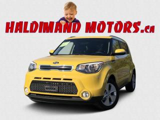 Used 2015 Kia Soul EX 2WD for sale in Cayuga, ON
