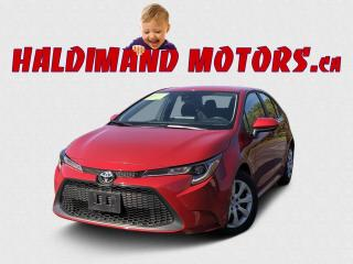 Used 2020 Toyota Corolla LE 2WD for sale in Cayuga, ON