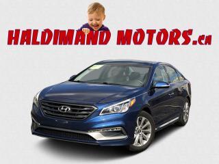 Used 2015 Hyundai Sonata Sport 2WD for sale in Cayuga, ON