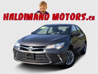 Used 2015 Toyota Camry LE 2WD for sale in Cayuga, ON